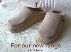 View our new range of slippers